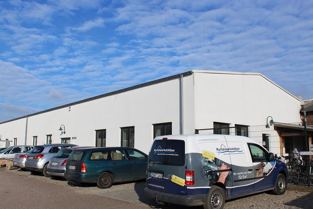 Betriebsstätte W4